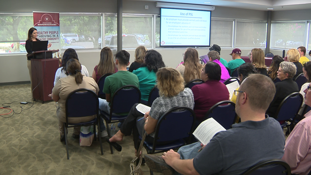 Metro Health hosts paid sick leave information session