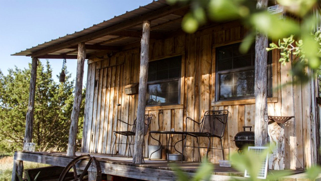 Texas glamping spots that rent for less than $100