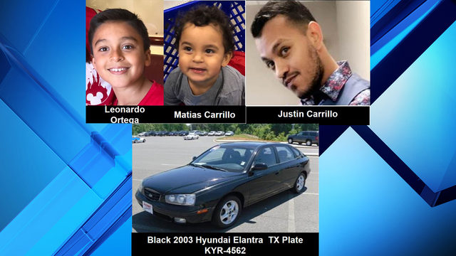 Amber Alert issued for 2 kids believed to be in grave, immediate danger