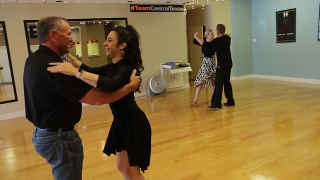 New Week, New You: Ballroom dancing unique way to relieve stress