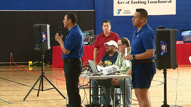 KSAT hosts digital town meeting
