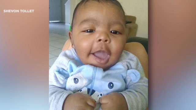 'Two different twisted stories': Parents seek answers in baby's suspicious death