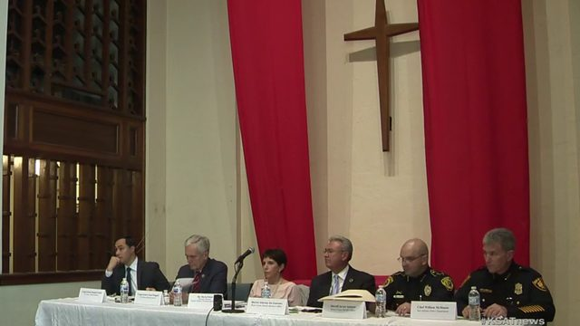 Lawmakers, community leaders hold town hall to bring awareness to…