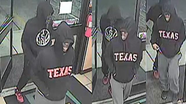 SAPD: Men threaten store clerk with handgun, demand cash