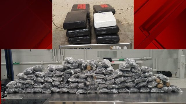 Border inspection leads to major drug bust worth millions, CBP says