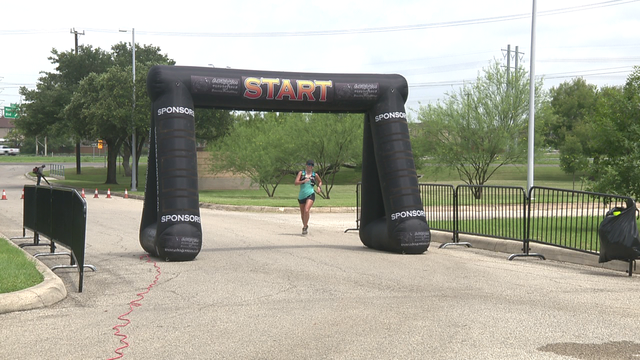 400 runners celebrate Independence Day honoring fallen SAPD officer