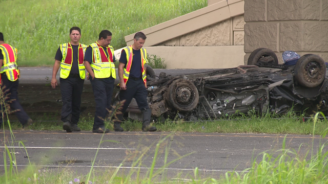 Victim killed in far West Side crash identified