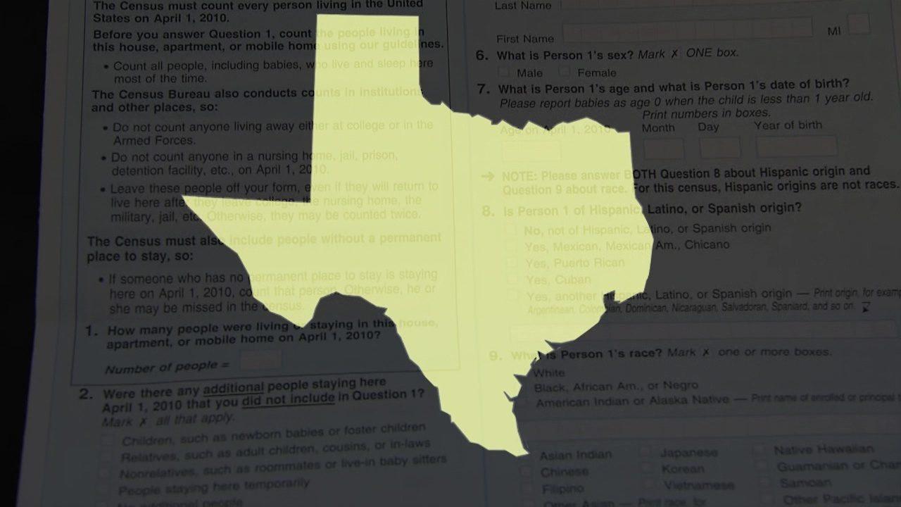 Hispanics will soon be the majority of Texans, U S  census