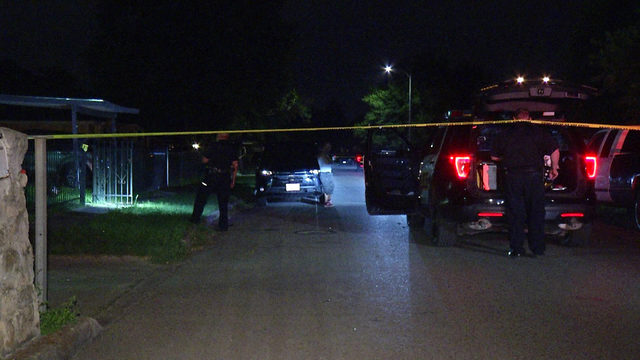 SAPD: Man shot 3 times in groin refuses to cooperate with police
