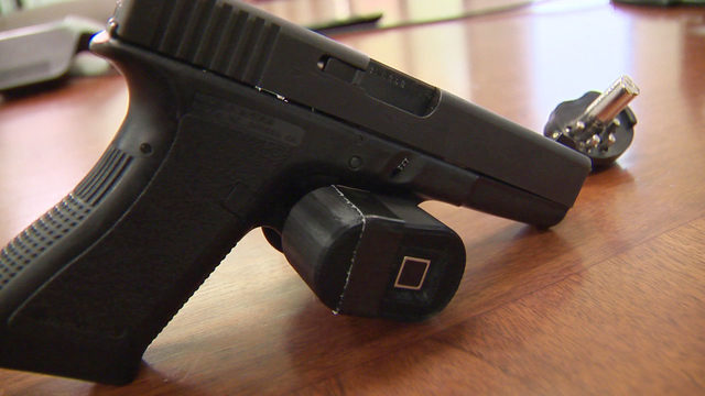 San Antonio innovator invents biometric gun lock that could keep weapons…