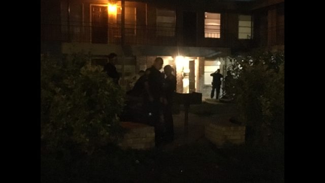 Apartment shooting may be tied to previous home invasion, police say