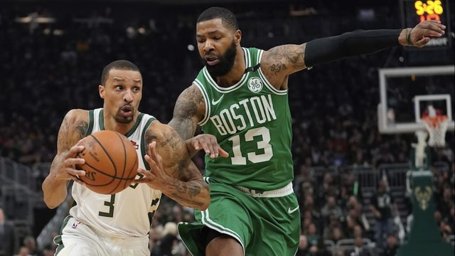 Spurs sign free agent forward Marcus Morris, trade Davis Bertans