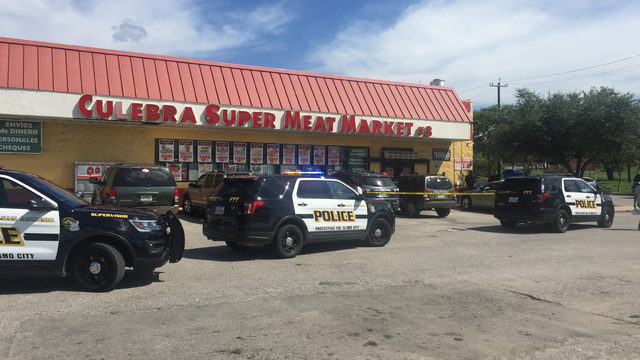 SAPD: 2 injured when security guard drops gun, gun goes off