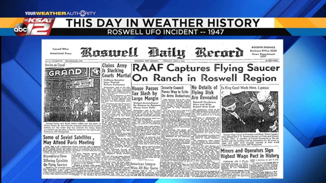 This Day in Weather History: July 8th