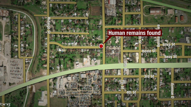 Police investigate after human remains found at Seguin home