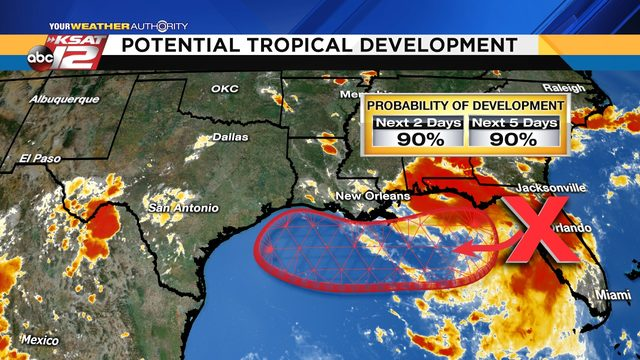 TRACKING THE TROPICS: An update on the Gulf of Mexico