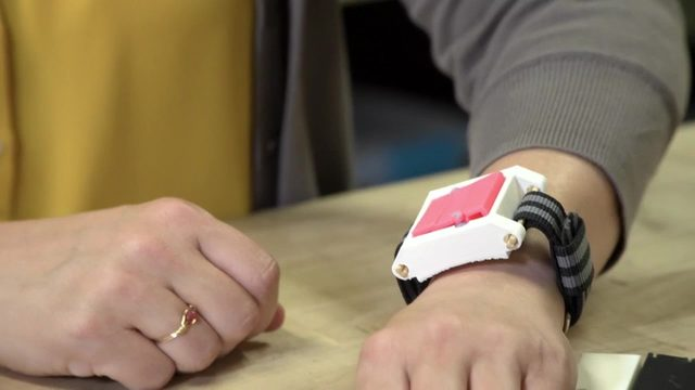 Bold students invent wearable EpiPen for friend