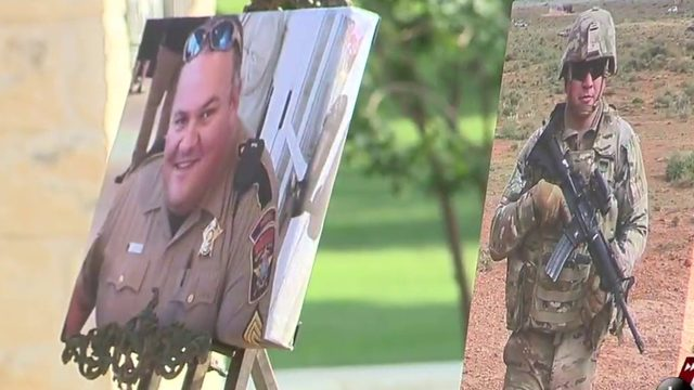 Two Kendall County deputies remembered during community prayer vigil