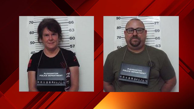 Duo accused of embezzling $10,000 from Pleasanton VFW post