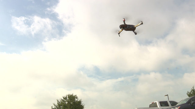 BCSO drones: Integral part of investigations, help keep officers safe