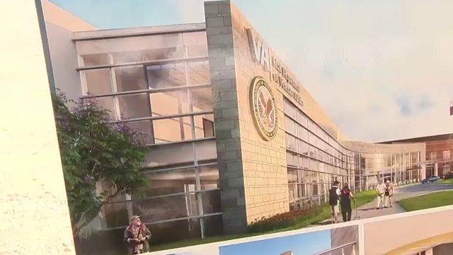 Groundbreaking held for new VA clinic on Northwest Side