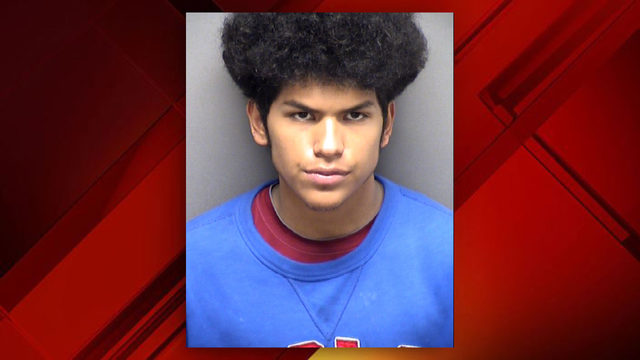 Arrest made in shooting of teen inside car