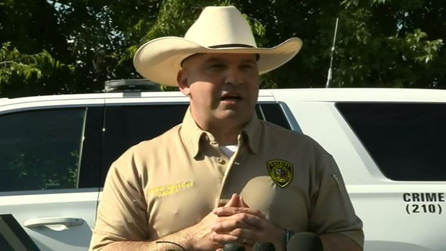 LIVE: Sheriff Javier Salazar provides update on remains found in North…
