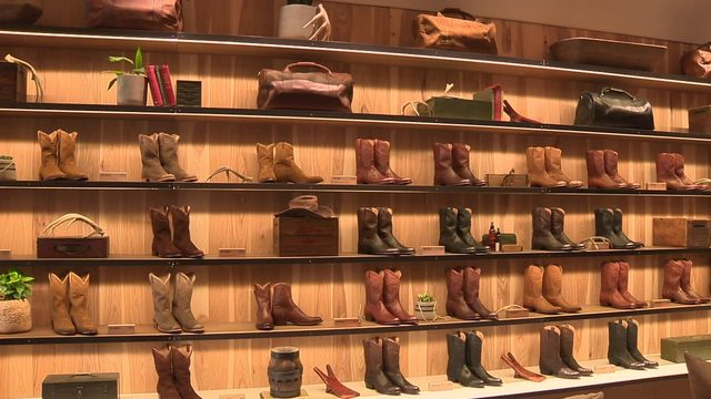 Tecovas stepping up boot sales in store