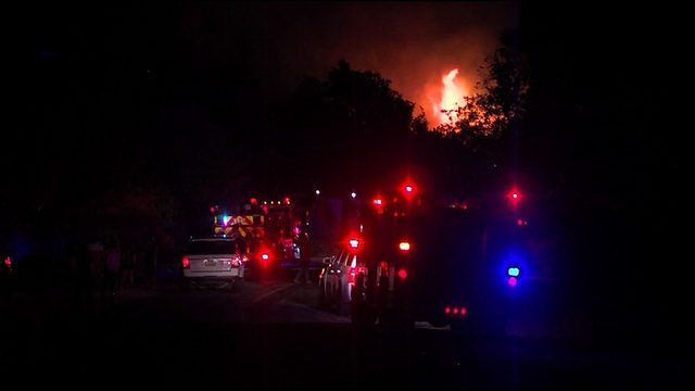 Multiple agencies respond to overnight home fire on far Northwest side
