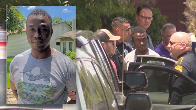 Andre McDonald charged with wife's murder, sheriff announces