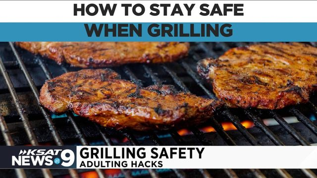 Adulting Hacks: Grilling Safety