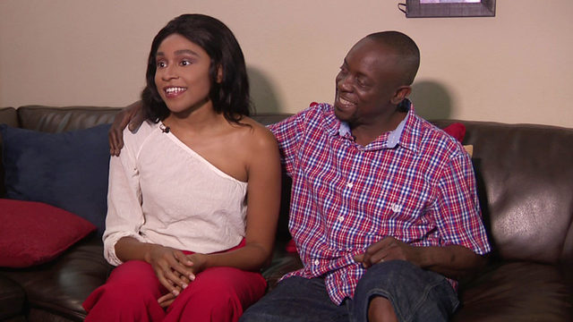Local transgender woman, father featured in national ad