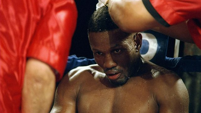 Pernell Whitaker, boxer who faced Julio Cesar Chavez in Alamodome mega…