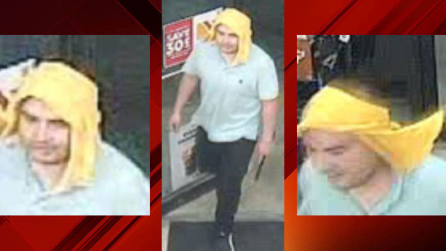 SAPD seeks tire-iron wielding man who tried to rob NW Side store