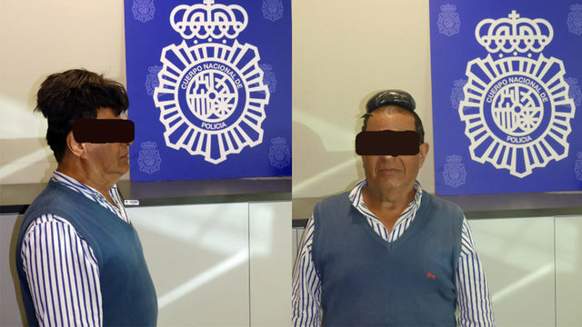 Man arrested after trying to smuggle $34,000 of cocaine under enormous hairpiece