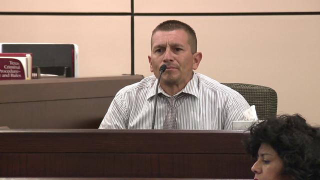 Key witness in murder trial struggled with identifying friend's killer