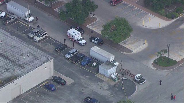 WATCH LIVE: SAPD responds to shooting on San Pedro Avenue