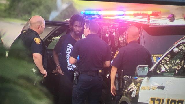 4 wounded in shooting; McManus arrests gunman
