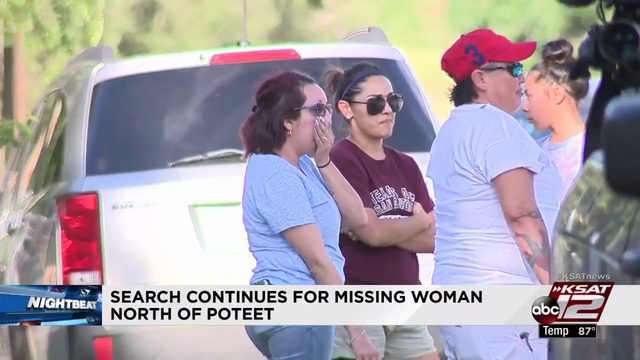 Search continues for missing woman last seen in March north of Poteet