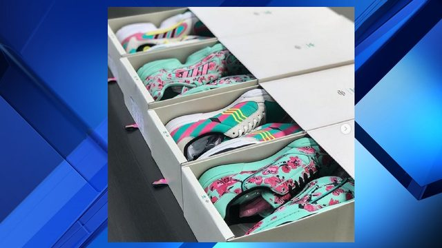 Adidas, Arizona Ice Tea event for 99-cent shoes shut down