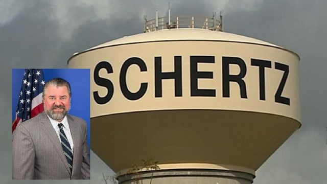 Longtime Schertz mayor announces he won't seek 4th term