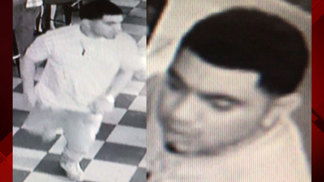 Police searching for man who shot couple outside SA bar