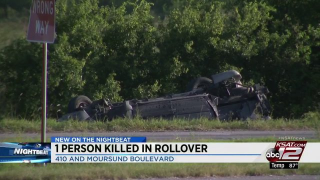 1 killed in rollover on South Side