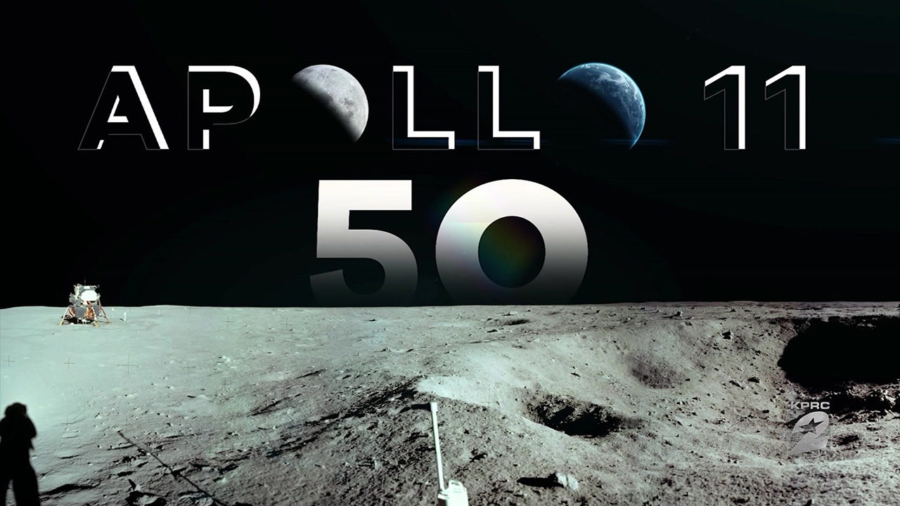Kprc2 Presents Apollo 11 Mission To The Moon