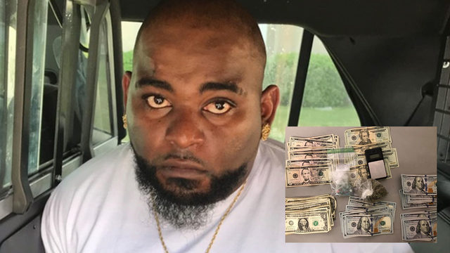 K-9 sniffs out large amount of ecstasy, $3,000 cash in North Side bust