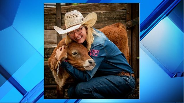 Work, school and bulls; how a local teen goes above and beyond