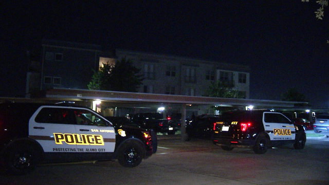 Accidental gunshot wounds sleeping next-door neighbor, police say