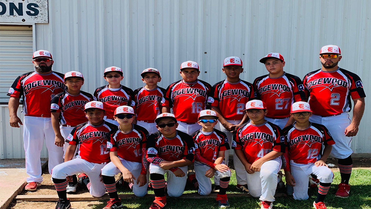 San Antonio Youth Baseball Team Advances To World Series