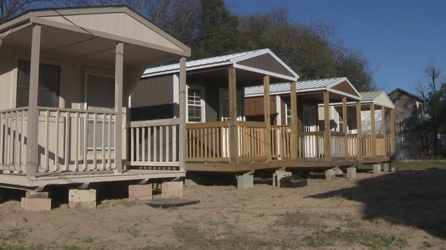 Tiny homes project meant to help homeless halted by city amid several issues