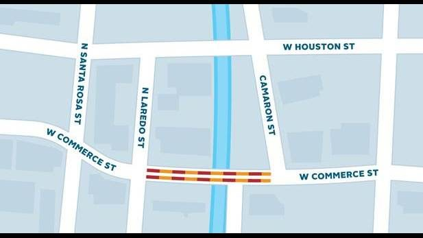 Portion of busy downtown street will be shut down